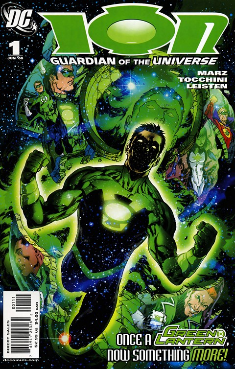 Ion – Guardian of the Universe #1 – 12
