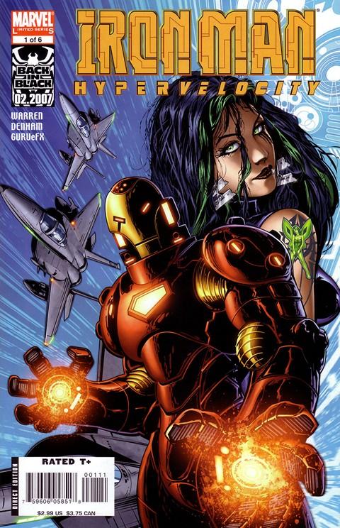 Iron Man – Hypervelocity #1 – 6