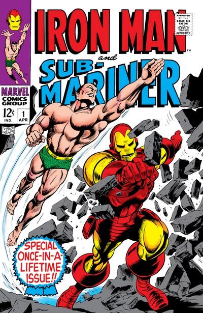 Iron Man and Sub-Mariner #1 (1968)