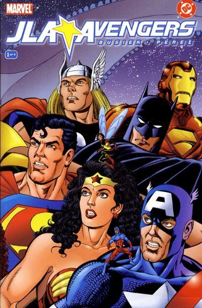 JLA-Avengers #1 – 4 (2003)