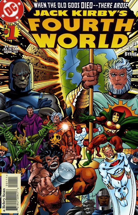 Jack Kirby's Fourth World #1 – 20