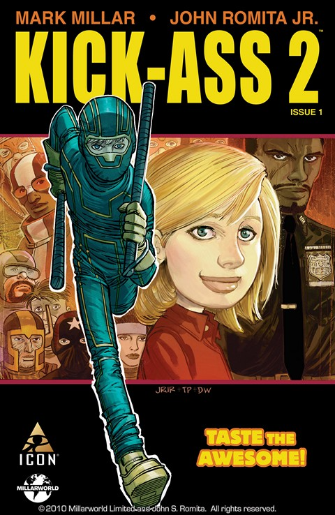 Kick-Ass Vol. 2 #1 – 7