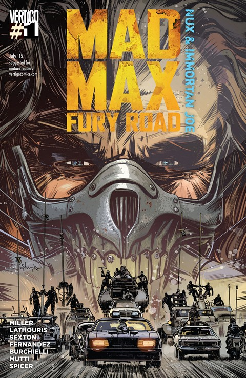 Mad Max – Fury Road – Nux & Immortan Joe #1