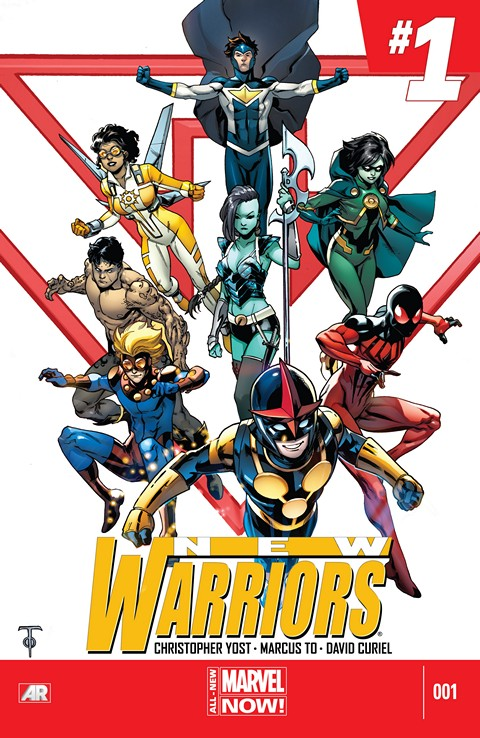 New Warriors Vol. 5 #1 – 12
