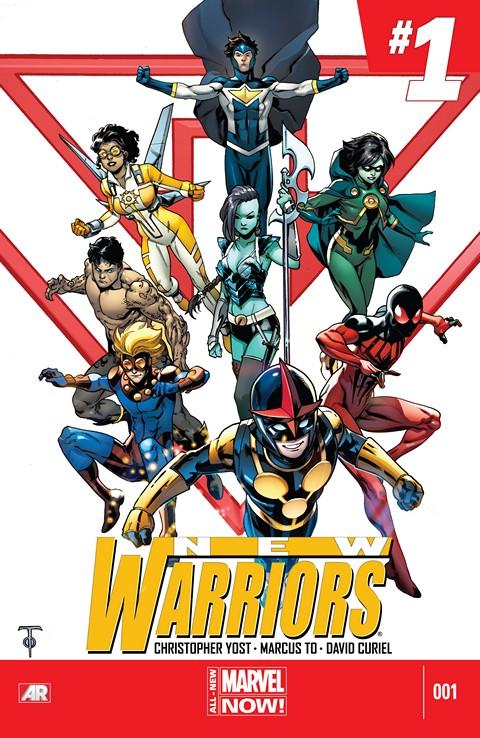 New Warriors Vol. 5 #1 – 12