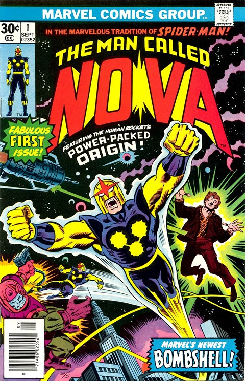 Nova Vol. 1 – 4 (Collection) (1976-2010)