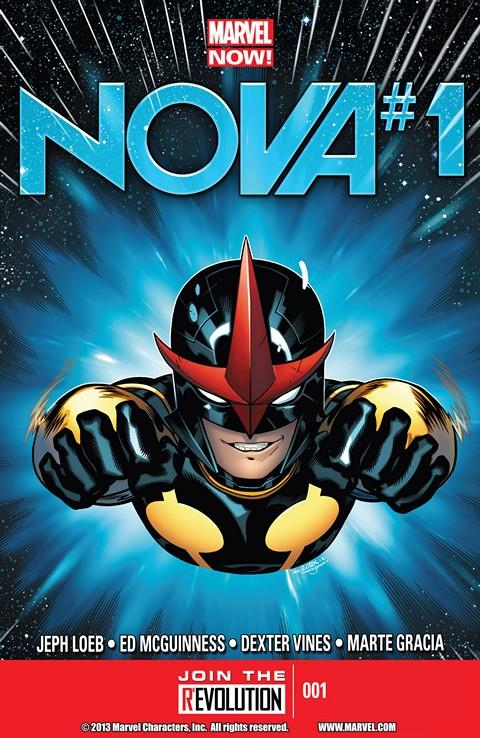 Nova Vol. 5 #1 – 25