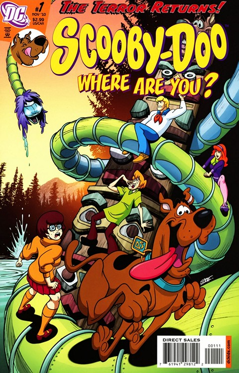 Scooby-Doo, Where Are You #1-26, 35, 40-57