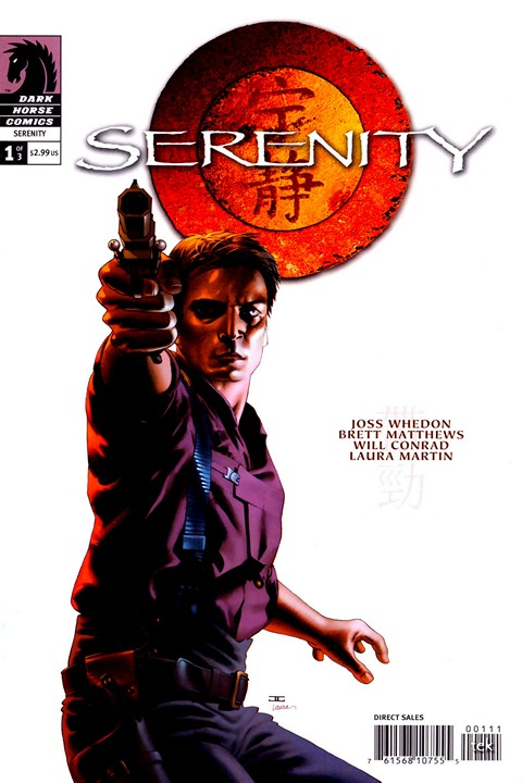 Serenity (Firefly) Comics – All Volumes