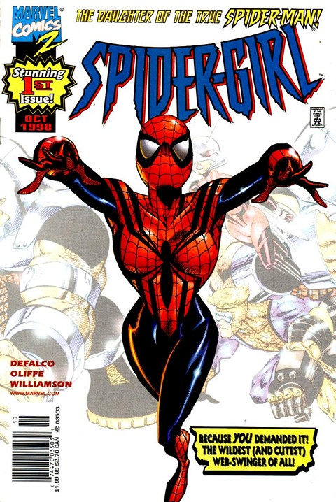 Spider-Girl Collection