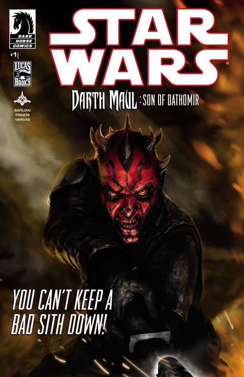 Star Wars – Darth Maul – Son Of Dathomir #1 – 4 (2014)
