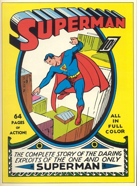 Superman Vol.1 #1 – 423 + 650 – 714 (1939-2011)
