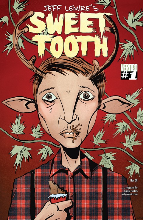 Sweet Tooth #1 – 40 (2009-2013)