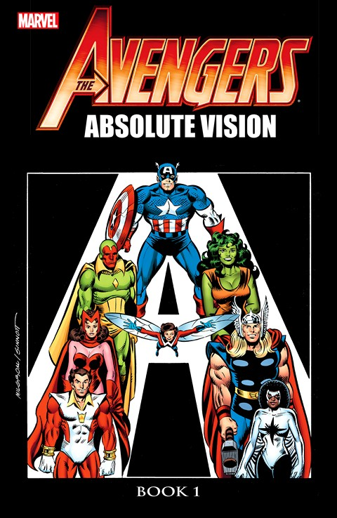 The Avengers – Absolute Vision – Book One (TPB)