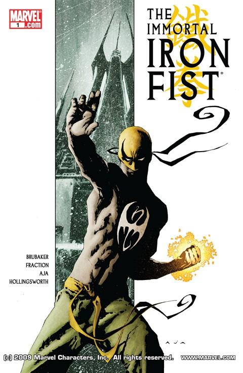 The Immortal Iron Fist #1 – 27 + Extra