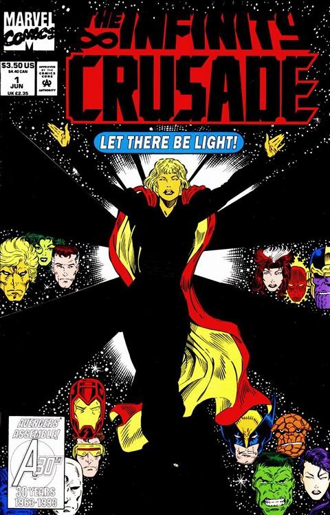 The Infinity Crusade Omnibus