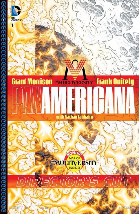 The Multiversity – Pax Americana – Director's Cut #1
