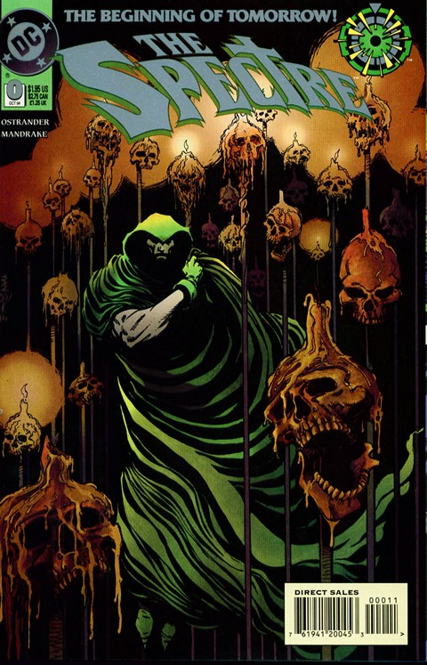 The Spectre Vol. 3 #0 – 62