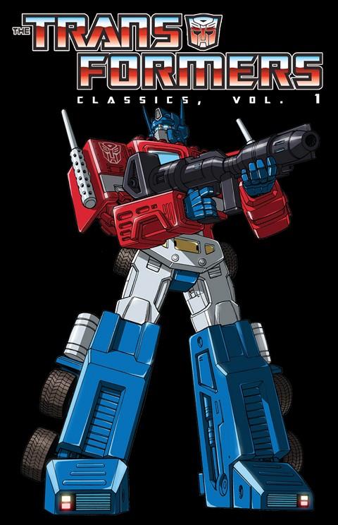 The Transformers – Classics Vol. 1 – 8 (2011-2015)