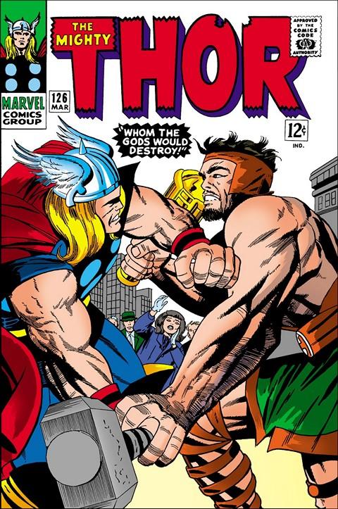 Thor Vol. 1 #126 – 502