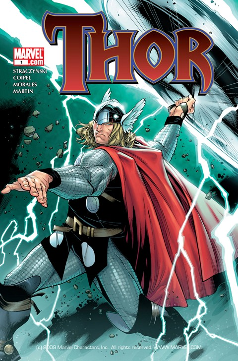 Thor Vol. 3 #1 – 12 (Also known 588-599) + #600 – 621