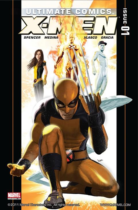 Ultimate Comics X-Men #1 – 33