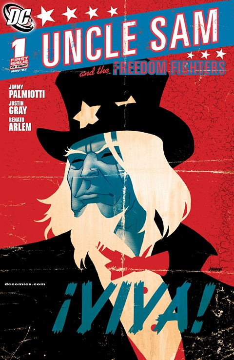 Uncle Sam and the Freedom Fighters Vol. 2 #1 – 8
