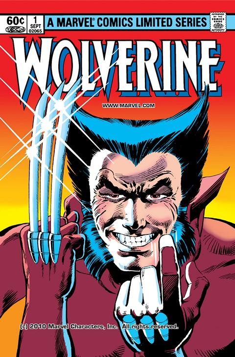 Wolverine Vol. 1 #1 – 4 (Mini Series)
