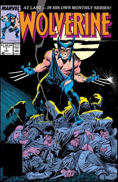 Wolverine Vol. 2 #1 – 189 + Extras (1988-2003)