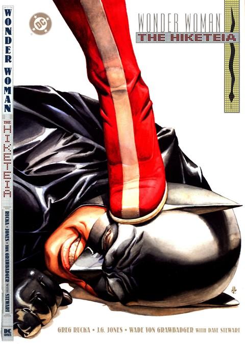 Wonder Woman – The Hiketeia