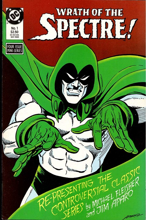 Wrath of the Spectre #1 – 4 (1988)