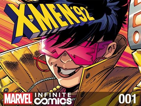 X-Men '92 Infinite Comic #1