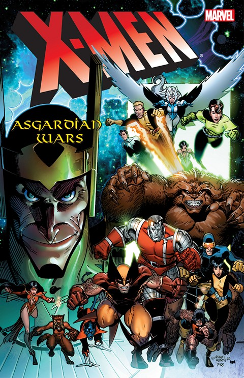 X-Men – Asgardian Wars
