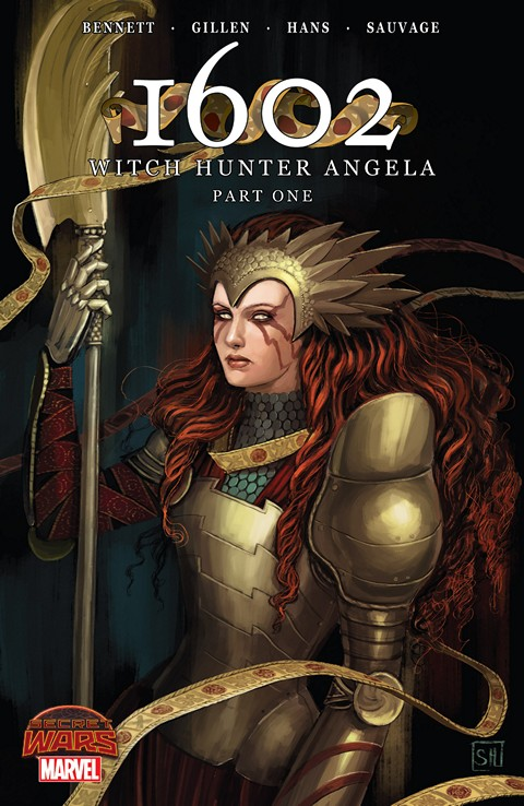 1602 – Witch Hunter Angela #1