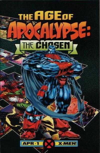 Age of Apocalypse – The Chosen #1
