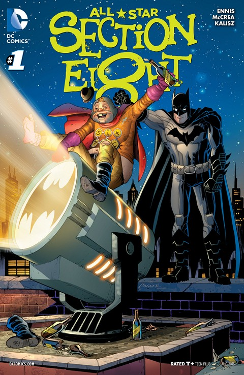 All-Star Section Eight #1