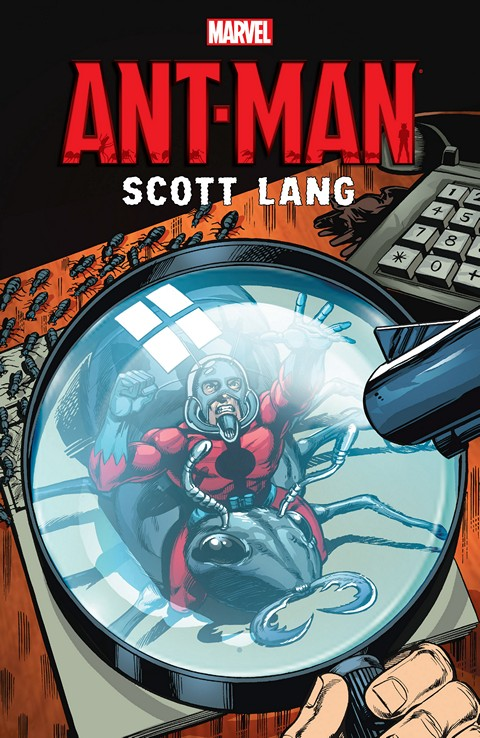 Ant-Man – Scott Lang