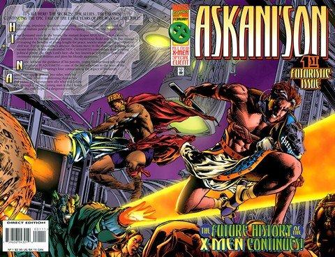 Askani'Son #1 – 4