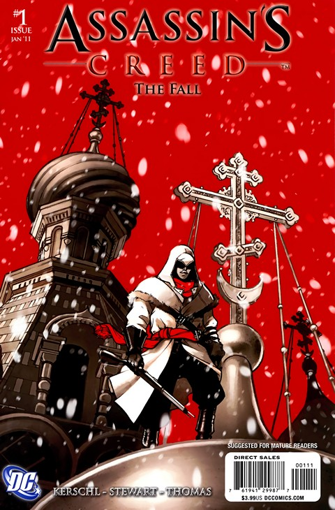 Assassin's Creed – The Fall #1 – 3