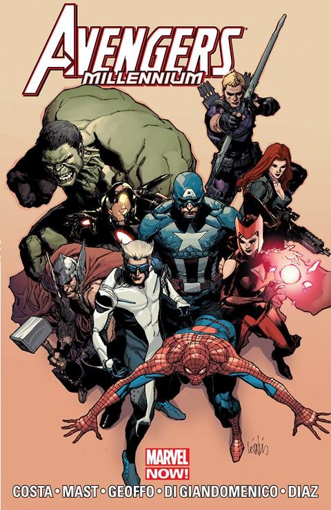 Avengers – Millennium (TPB)