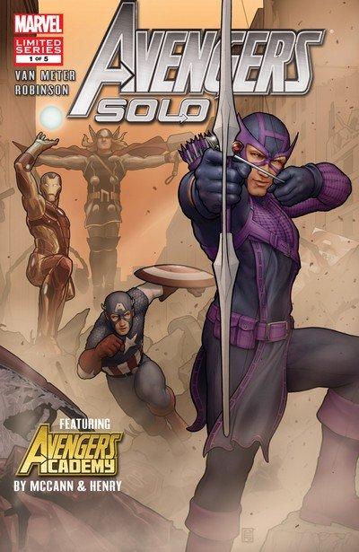Avengers – Solo #1 – 5 (2011-2012)