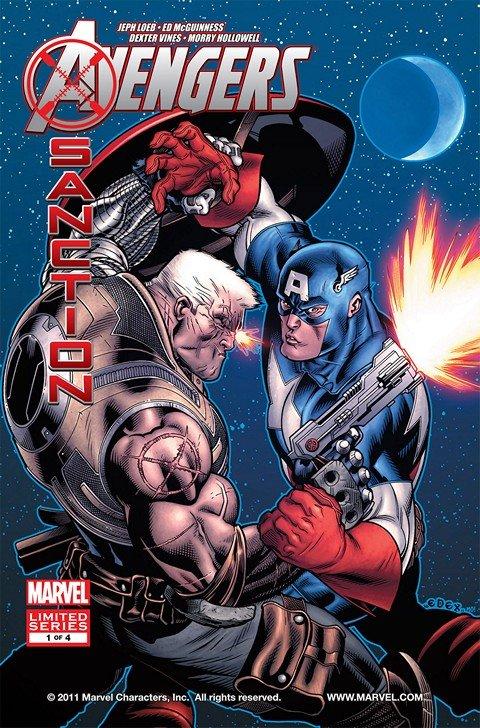 Avengers X-Sanction #1 – 4 (Complete)