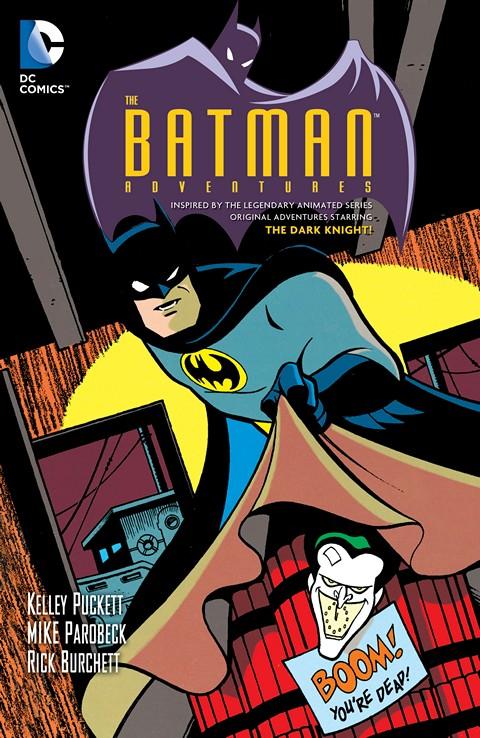 Batman Adventures Vol. #2