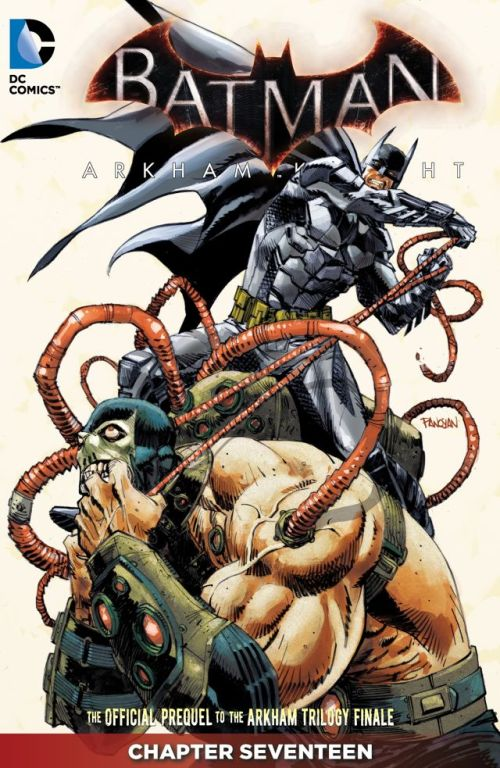 Batman – Arkham Knight #17