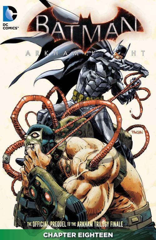 Batman – Arkham Knight #18