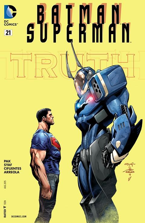 Batman – Superman #21