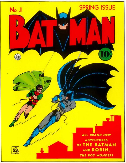 Batman Vol. 1 #1 – 713 (Complete)