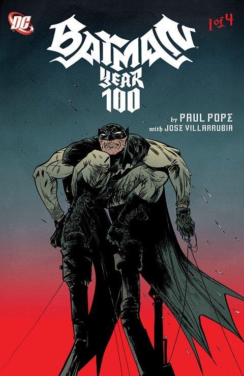Batman – Year 100 #1 – 4