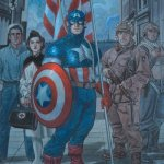 Captain America – Red, White & Blue (2002)