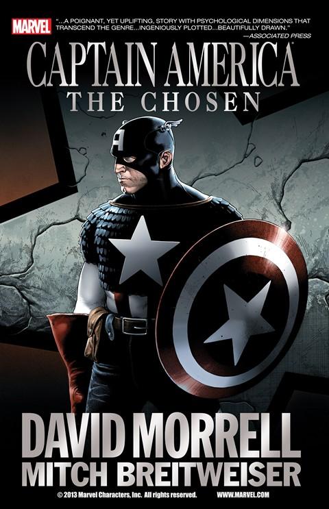Captain America – The Chosen